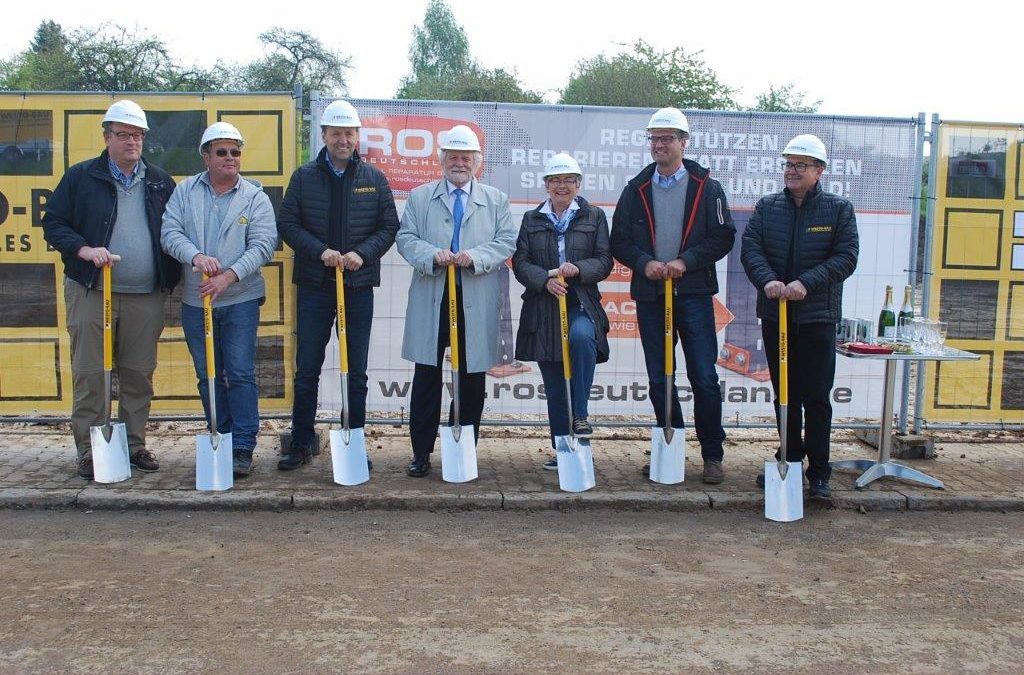 ROS Deutschland bezieht neuen Firmenhauptsitz